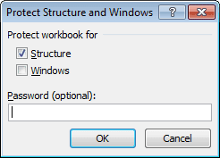 Restricting editing in worksheets and workbooks | Excel at Work