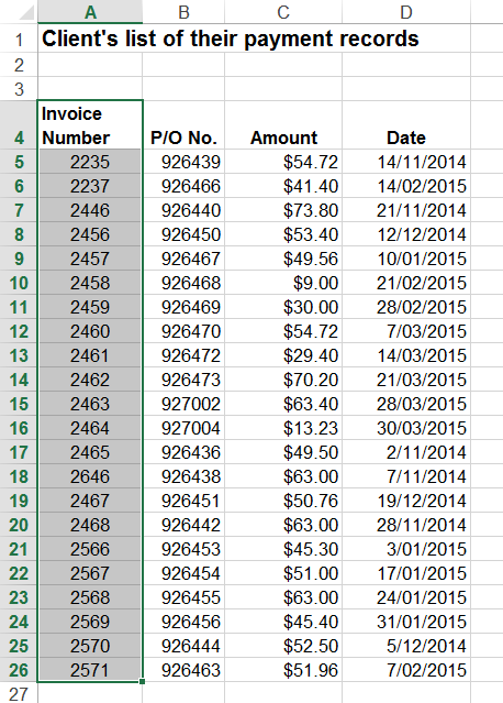 VLOOKUP to compare two columns 2