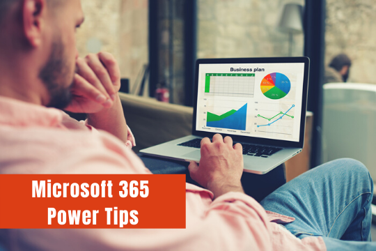Microsoft 365 Power Tips training