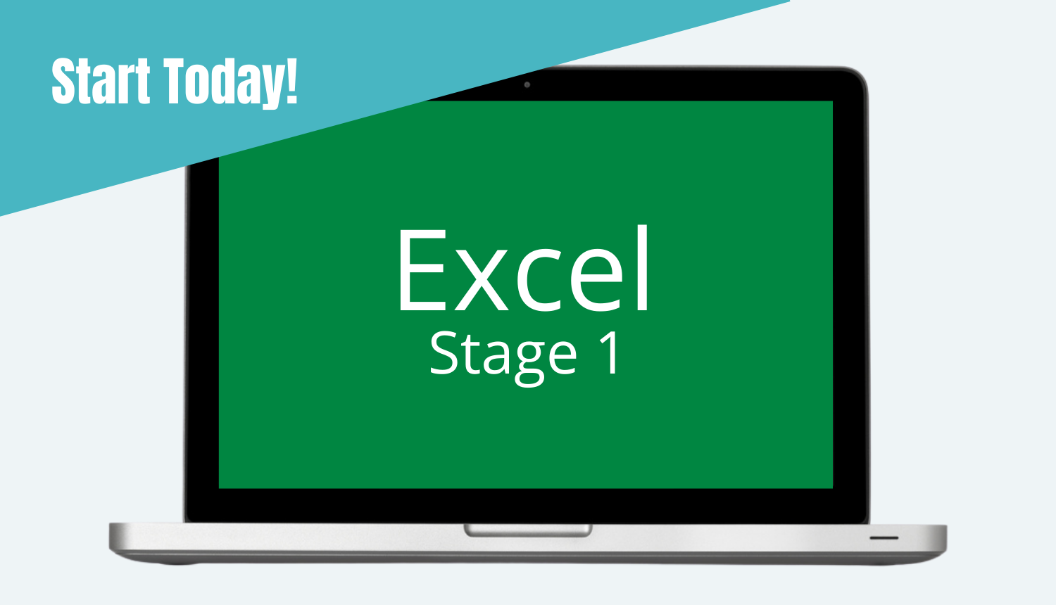 Microsoft Excel Stage 1 Online Course
