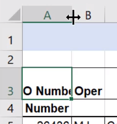 excel new line in cell