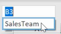Excel edit drop down list 12